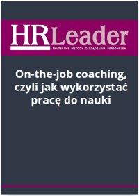 On-the-job coaching, czyli jak wykorzystać pracę do nauki