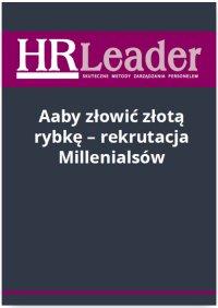 Aaby złowić złotą rybkę - rekrutacja Millenialsów - Magdalena Rapacka-Wojdat - ebook