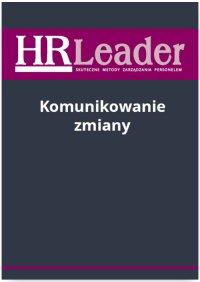 Komunikowanie zmiany - Lidia Świderska - ebook