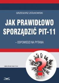 Jak prawidłowo sporządzić PIT-11 – odpowiedzi na pytania