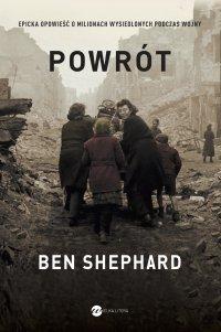 Powrót - Ben Shephard - ebook