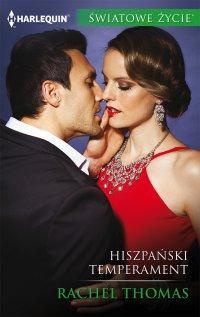Hiszpański temperament - Rachel Thomas - ebook
