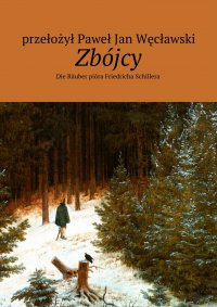Zbójcy - Friedrich Schiller - ebook