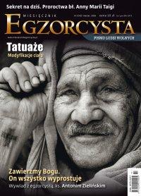 Miesięcznik Egzorcysta. Marzec 2016 - Opracowanie zbiorowe - eprasa