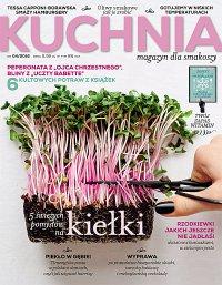 Kuchnia 4/2016 - Opracowanie zbiorowe - eprasa