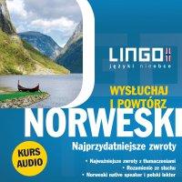 Norweski. Najprzydatniejsze zwroty. Wysłuchaj i powtórz - Izabela Krepsztul - audiobook