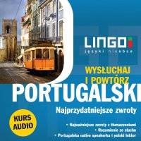 Portugalski. Najprzydatniejsze zwroty. Wysłuchaj i powtórz - Alicja Dutkowska - audiobook