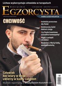 Miesięcznik Egzorcysta. Kwiecień 2016 - Opracowanie zbiorowe - eprasa
