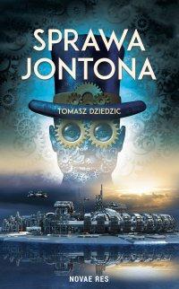 Sprawa Jontona - Tomasz Dziedzic - ebook