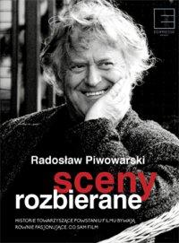 Sceny rozbierane - Radosław Piwowarski - ebook
