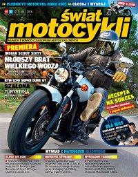 Świat Motocykli 5/2016 - Opracowanie zbiorowe - eprasa