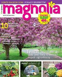 Magnolia 5/2016 - Opracowanie zbiorowe - eprasa