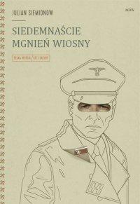 Siedemnaście mgnień wiosny - Julian Siemionow - ebook