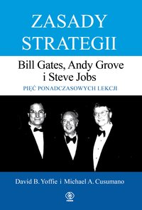 Zasady strategii - David Yoffie - ebook