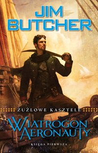 Wiatrogon aeronauty. Akta Dresdena - Jim Butcher - ebook
