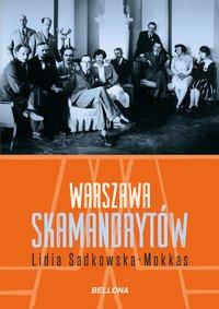 Warszawa skamandrytów - Lidia Sadkowska-Mokkas - ebook