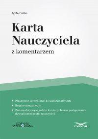 Karta Nauczyciela z komentarzem - Agata Piszko - ebook