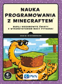 Nauka programowania z Minecraftem - Craig Richardson - ebook