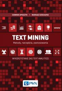 Text Mining: metody, narzędzia i zastosowania - Dominik Spinczyk - ebook
