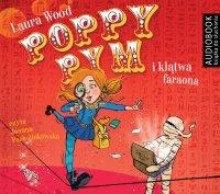 Poppy Pym i klątwa faraona - Laura Wood - audiobook