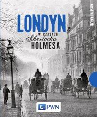 Londyn w czasach Sherlocka Holmesa - Krystyna Kaplan - ebook