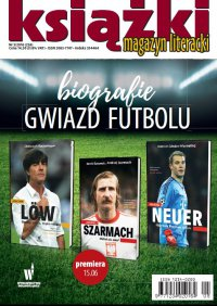 Magazyn Literacki KSIĄŻKI 5/2016