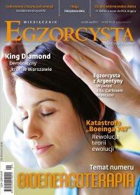 Miesięcznik Egzorcysta. Maj 2013 - Opracowanie zbiorowe - eprasa