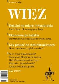 Więź 2/2016 - Opracowanie zbiorowe - eprasa