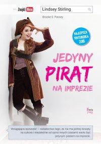 Jedyny pirat na imprezie - Lindsey Stirling - ebook