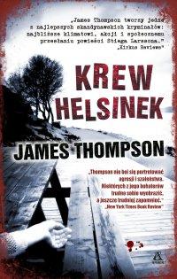 Krew Helsinek - James Thompson - ebook