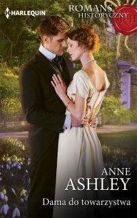 Dama do towarzystwa - Anne Ashley - ebook