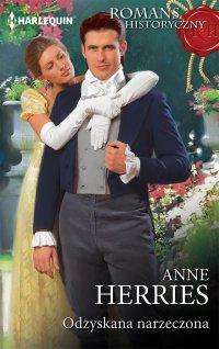 Odzyskana narzeczona - Anne Herries - ebook