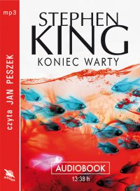 Koniec warty - Stephen King - audiobook
