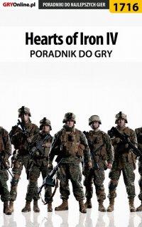 """Hearts of Iron IV - poradnik do gry - Łukasz """"Keczup"""" Wiśniewski - ebook"""
