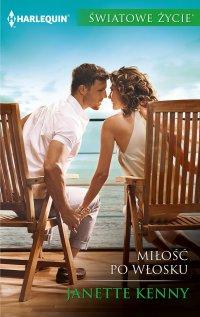 Miłość po włosku - Janette Kenny - ebook