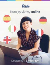 Kurs języków obcych Lerni.us - 12 miesięcy dostępu do nauki - Opracowanie zbiorowe