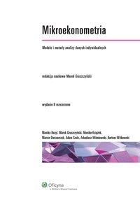 Mikroekonometria. Modele i metody analizy danych indywidualnych