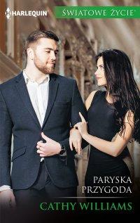 Paryska przygoda - Cathy Williams - ebook