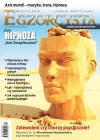 Miesięcznik Egzorcysta. Lipiec 2016 - Opracowanie zbiorowe - eprasa