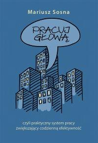 Pracuj głową - Mariusz Sosna - ebook