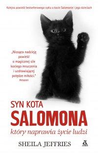 Syn kota Salomona, który naprawia życie ludzi - Sheila Jeffries - ebook
