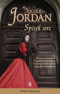 Spisek serc - Nicole Jordan - ebook