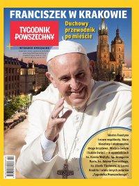 Franciszek w Krakowie. Duchowy przewodnik po mieście - Opracowanie zbiorowe - eprasa