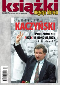 Magazyn Literacki KSIĄŻKI 7/2016