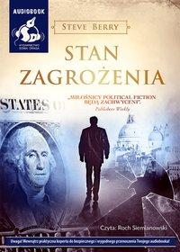 Stan zagrożenia - Steve Berry - audiobook