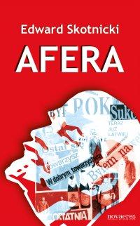 Afera - Edward Skotnicki - ebook