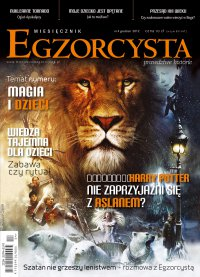 Miesięcznik Egzorcysta. Grudzień 2012 - Opracowanie zbiorowe - eprasa