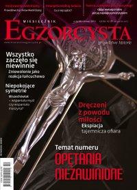 Miesięcznik Egzorcysta. Czerwiec 2013 - Opracowanie zbiorowe - eprasa