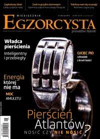 Miesięcznik Egzorcysta. Luty 2013 - Opracowanie zbiorowe - eprasa