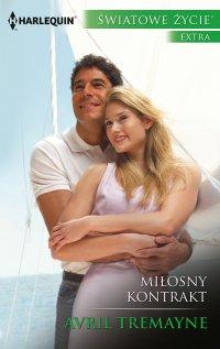 Miłosny kontrakt - Avril Tremayne - ebook